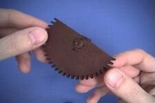 Wooden Works Movement Clock Repair Course 4 DVD video + manual.