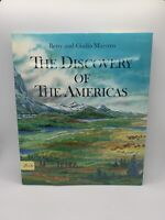 Discovery of  Americas Maestro SIGNED INSCRIBED 1991 1st HC DJ Children's Book