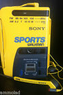 RARE Original 1980s Vintage Sony Walkman Sports WM-AF58 Personal Cassette Radio