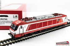 RIVAROSSI HR2765 - H0 1:87 - Locomotiva elettrica FS E 402A 009 livrea origine b
