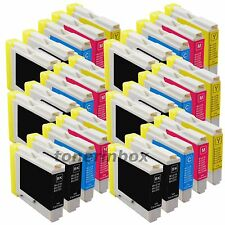 30 Pack LC51 LC-51 Ink for Brother MFC-230C MFC-240C MFC-885c MFC-465cn MFC-5860