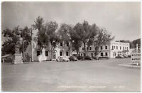 RPPC Monument, Hotel, Coffee Shop & Street Scene in Springerville Arizona~105819