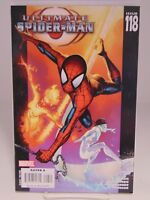 ULTIMATE SPIDER-MAN #118  MARVEL COMICS VF/NM CB1060