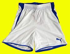 ~~ PUMA V-Konstrukt Kinder Jungen Shorts Trainings Hose Pants weiß Gr. 140 ~~