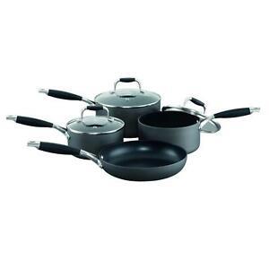 Davis & Waddell 7pcs Cookware Set - Induction Compatible