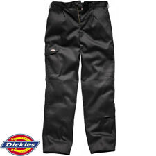 Dickies WD884 Redhawk Super Action Cargo Work Wear Trouser Black W:34-L:33 Tall