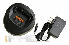 Rapid Quick Charger for Motorola CP200CP150EP450PR400 Li-Ion Ni-CD Ni-MH battery