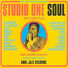 Studio One Soul by Various Artists (CD, May-2001, Soul Jazz)