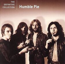 HUMBLE PIE-DEFINITIVE COLLECTION  CD 2006 Very Good Condition; COLLECTIBLE