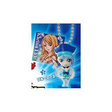 Tiger and Bunny Blue Rose Mascot Key Chain Anime Licensed NEW