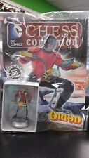 DC COMICS EAGLEMOSS CHESS COLLECTION PIECE + MAG #95 ORION WHITE PAWN SEALED