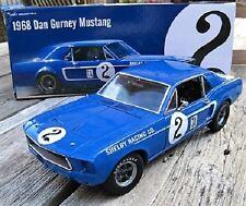 Dan Gurney Mustang 1968 limitato a 908 pezzi GMP ACME 1:18 OVP