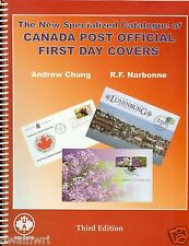 Specialized Catalogue of Canada Post Official First Day Covers, 3rd Ed. - $21.95