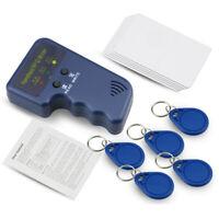 NEW Portable Handheld Card Writer/Copier Duplicator for 125KHz RFID Cards