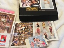 PRINCESS DIANA INTERNATIONAL COLLECTORS SOCIETY STAMPS WITH COA