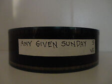 Any Given Sunday (1999) 35mm movie trailer film collectible SCOPE 2min 20sec