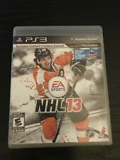 Playstation 3  NHL 13 ( Complete ) PS3