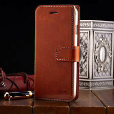 Luxury Business Magnetic Flip Cover Stand Wallet Leather Case Fr iPhone 7 7 Plus