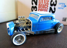 "1:24 Danbury Mint The Beach Boys 1932 Ford ""Little Deuce Coupe"""