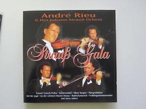 ANDRE RIEU EN HET JOHANN STRAUSS ORKEST - STRAUSS GALA - CD (MARLSTONE)