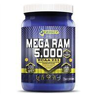 Eurosup Mega Ram 5000 Aminoacidi ramificati bcaa 300gr Polvere