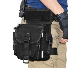 Reebow Gear Military Tactical Drop Leg Bag Tool Fanny Thigh Pack Leg NEW
