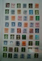 Great Britain England Queen Elisabeth II Briefmarken Stamps Sellos Timbres