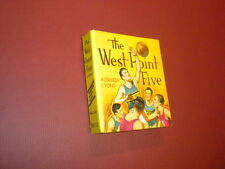 THE WEST POINT FIVE - Saalfield 1937 #1124 Big Little Book related BASKETBALL
