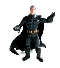 "Dc Comics Arkham City Batman Desenmascarado Bruce 6 ""poses de Video Juego Figura"