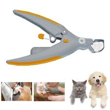 Electric Pet Nail Clipper Scissor Cat Dog Claw Paw Grinder Grooming Trimmer E