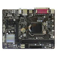 GIGABYTE GA-H81M-DS2 For Intel LGA1150 Micro ATX Motherboard DDR3 16GB Mainboard