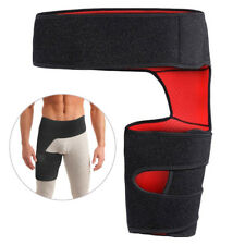 Groin Thigh Support Brace Wrap Pain Relief Hip Leg Compression Hamstring Strain