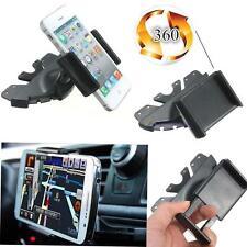 Rotation universel pour smartphone et CD Slot Car Téléphone Mont Holder stand HW