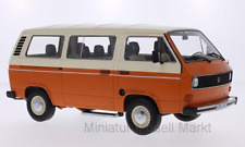 #30025 - Premium ClassiXXs VW T3 Bus - orange/beige - 1:18