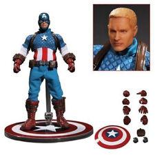 Captain America One:12 Collective Marvel Universe Figure Mezco - Official