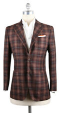 New $6000 Kiton Brown Sportcoat 38/48