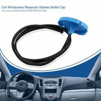 Car Windscreen Screenwash Reservoir Washer Bottle Cap Blue For Nissan Qashqai BN