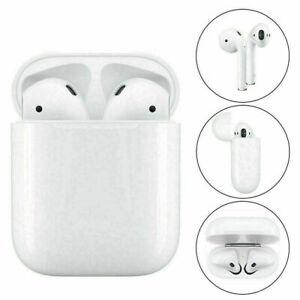 Apple AirPods 2nd Gen/Airpods Pro Con estuche de carga inalámbrica Cable blanco