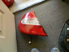 Toyota Camry left tail light OEM with bulbs