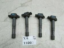 2003 2004 2005 HONDA ACCORD 2.4L Engine Motor Ignition COIL IGNITOR SET OF 4