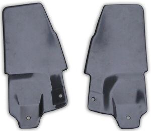 1981-1988 Monte Carlo LH & RH Inner fender shields - Pair