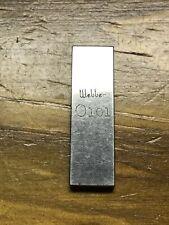 101 Webber Starrett Rectangular Steel Gage Gauge Block Qty 1 Machinist
