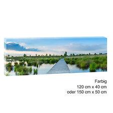 Deko-Bilder & -Drucke auf Leinwand mit Landschafts-Motiv