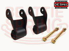 Rear Leaf Spring Shackle for Chevy / GMC Trucks   SRI Certified   OE Spec (pair)