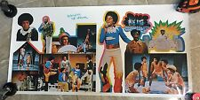 THE JACKSON 5 Goin' Back To Indiana LP Artwork Proof VERY RARE