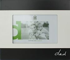 Photo frame for DAD10x15cms - Black & White, Perfect Gift for Dad  FREE POSTAGE