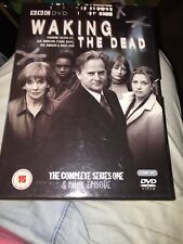WAKING THE DEAD.COMPLETE SERIES ONE & PILOT EPISODE.5 DVD BOX SET.