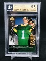 2005 Upper Deck Aaron Rodgers #101 National Convention Rookie RC /725 PSA 10 NFL