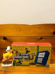 Nintendo 2DS Super Mario Bros. 2 Console Blue or Red BRAND NEW FREE SHIPPING