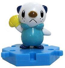"Pokemon B&W Figure ~1"" Oshawott/Mijumaru with Stand (Regular Version)"